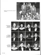 1986 Vernon High School Yearbook Page 88 & 89