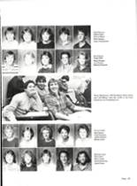 1986 Vernon High School Yearbook Page 94 & 95