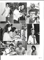 1986 Vernon High School Yearbook Page 98 & 99