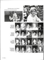 1986 Vernon High School Yearbook Page 100 & 101