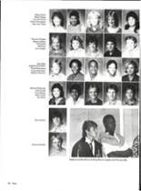 1986 Vernon High School Yearbook Page 104 & 105