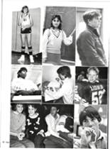 1986 Vernon High School Yearbook Page 106 & 107