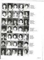 1986 Vernon High School Yearbook Page 108 & 109