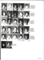 1986 Vernon High School Yearbook Page 110 & 111