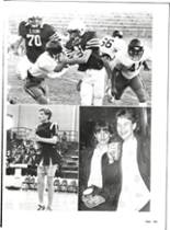 1986 Vernon High School Yearbook Page 112 & 113