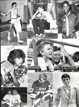 1986 Vernon High School Yearbook Page 114 & 115