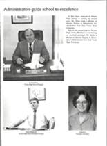 1986 Vernon High School Yearbook Page 118 & 119