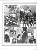 1986 Vernon High School Yearbook Page 122 & 123