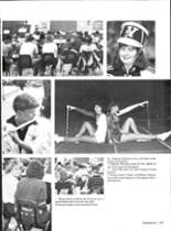 1986 Vernon High School Yearbook Page 126 & 127