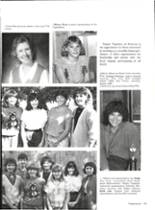 1986 Vernon High School Yearbook Page 138 & 139