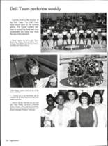 1986 Vernon High School Yearbook Page 144 & 145