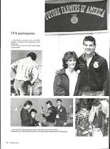 1986 Vernon High School Yearbook Page 146 & 147