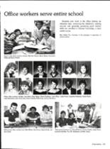 1986 Vernon High School Yearbook Page 148 & 149