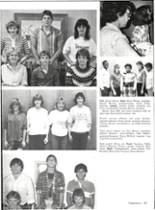 1986 Vernon High School Yearbook Page 150 & 151