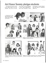 1986 Vernon High School Yearbook Page 152 & 153
