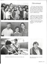 1986 Vernon High School Yearbook Page 156 & 157