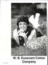 1986 Vernon High School Yearbook Page 204 & 205