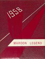 1958 Yearbook De La Salle High School