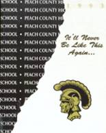 1993 Yearbook Peach County High School