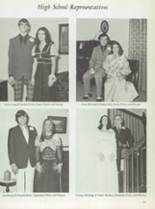 1974 Clyde High School Yearbook Page 14 & 15