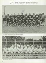 1974 Clyde High School Yearbook Page 42 & 43