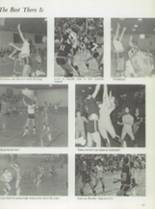 1974 Clyde High School Yearbook Page 50 & 51