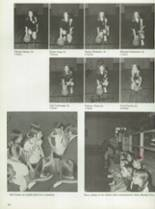 1974 Clyde High School Yearbook Page 52 & 53