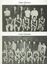 1974 Clyde High School Yearbook Page 58 & 59