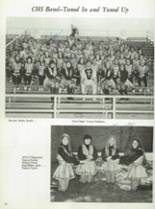 1974 Clyde High School Yearbook Page 62 & 63