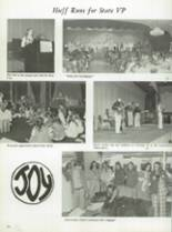 1974 Clyde High School Yearbook Page 68 & 69