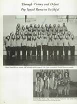 1974 Clyde High School Yearbook Page 80 & 81