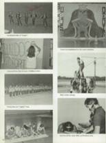 1974 Clyde High School Yearbook Page 82 & 83