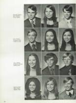 1974 Clyde High School Yearbook Page 90 & 91