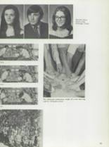 1974 Clyde High School Yearbook Page 92 & 93