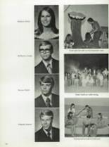 1974 Clyde High School Yearbook Page 94 & 95