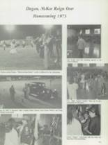 1974 Clyde High School Yearbook Page 96 & 97