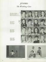 1974 Clyde High School Yearbook Page 100 & 101