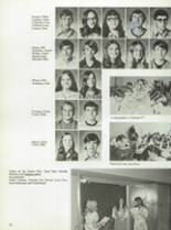 1974 Clyde High School Yearbook Page 102 & 103
