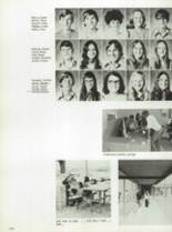 1974 Clyde High School Yearbook Page 108 & 109