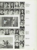 1974 Clyde High School Yearbook Page 110 & 111
