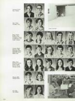 1974 Clyde High School Yearbook Page 112 & 113