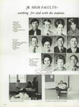 1974 Clyde High School Yearbook Page 116 & 117