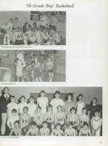 1974 Clyde High School Yearbook Page 124 & 125