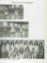 1974 Clyde High School Yearbook Page 126 & 127
