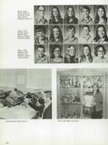 1974 Clyde High School Yearbook Page 132 & 133