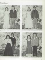 1974 Clyde High School Yearbook Page 138 & 139