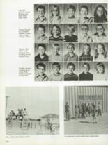 1974 Clyde High School Yearbook Page 152 & 153