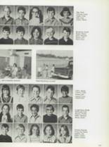 1974 Clyde High School Yearbook Page 154 & 155