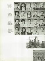 1974 Clyde High School Yearbook Page 156 & 157