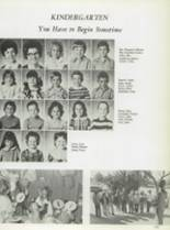 1974 Clyde High School Yearbook Page 162 & 163